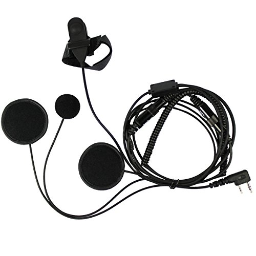 Agile Shop Motorcycle Headset Earpiece Kenwood