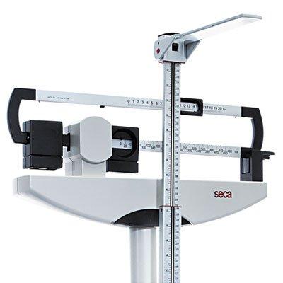 MEDLINE INDUSTRIES, INC. * Medline Classic Mechanical Beam Scale, 500lb Capacity, 13-3/4 x 14-1/4 Platform, Sold as 1 Each