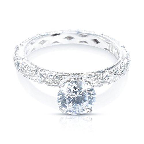 Tacori Engagement Ring Setting in Platinum HT 2378 (Diamonds 1/3 CTW) (Tacori Platinum Engagement Rings compare prices)