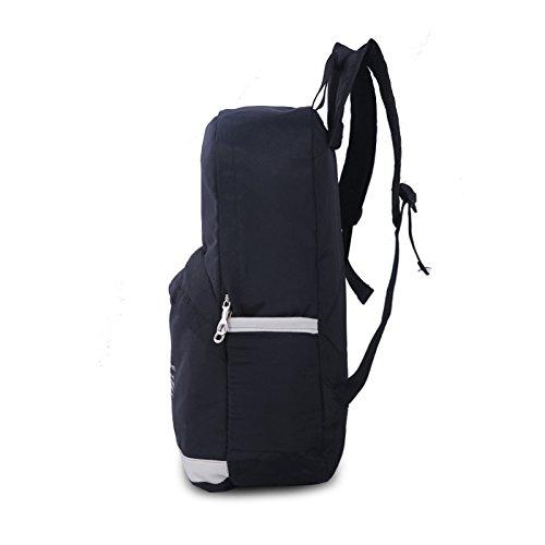 Bergsport Rucksäcke Taschen School and Tagesrucksäcke reisen bergsteigen Tasche für beide Geschlechter , hellblau