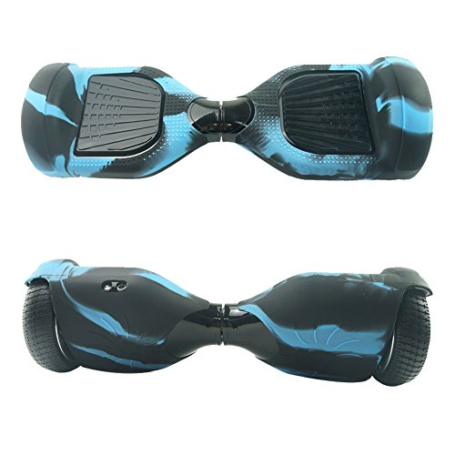 Full Body Silicone Balancing Electric Scooters product image
