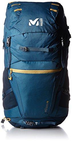 Millet Elium 35 - Zaino, taglia U, colore: blu maiolica Blu - blu majolica