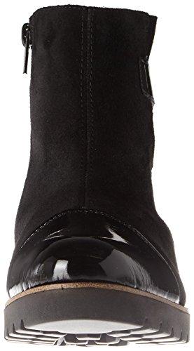 Noir schwarz schwarz Remonte Femme Chelsea schwarz D0171 Bottes XwxqIU7qRp
