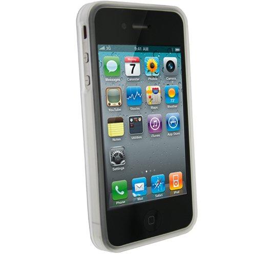 iPhone 4S/4 Novoskins Reino Unido de TPU de silicona Carcasa ...