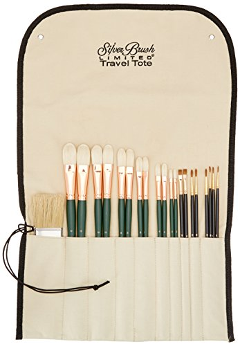 Silver Brush IB-7122 Igor Babailov Ultimate Master Brush Set, 22 Per Pack by Silver Brush Limited