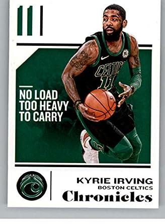 adfcd37e3c488 Amazon.com: 2018-19 Chronicles Basketball #65 Kyrie Irving Boston ...