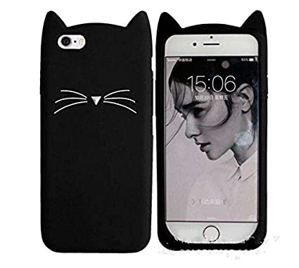 low priced 44191 dad80 iPhone 5/ 5s / SE - Hello Kitty Cute Cartoon Silicone Back Case Cover for  iPhone 5 / 5S / SE
