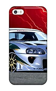 Awesome Design Toyota Supra 2 Hard Case Cover For Iphone 5/5s 4386907K76032863