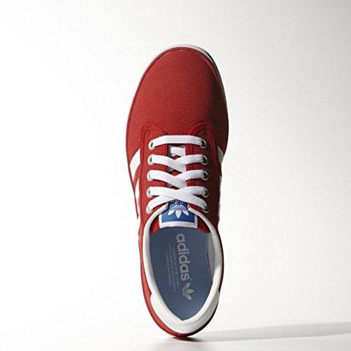 adidas , Chaussures de gymnastique pour homme Rouge Rosso