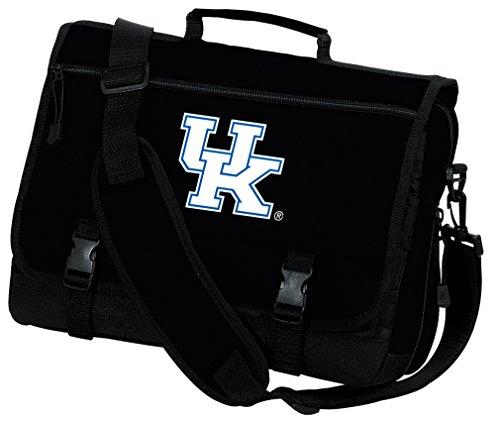 Broad Bay University of Kentucky Laptop Bag Kentucky Wildcats Computer Bag or Messenger Bag ()
