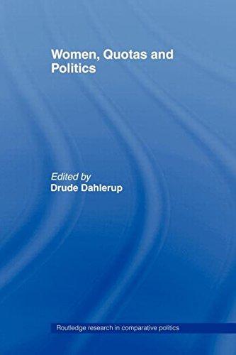 Women, Quotas and Politics (Routledge Research in Comparative Politics)