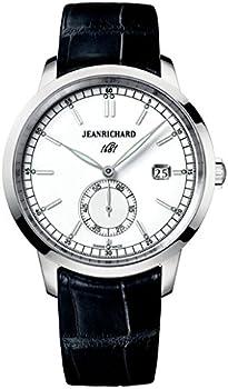 Jean Richard Men's White Dial Watch