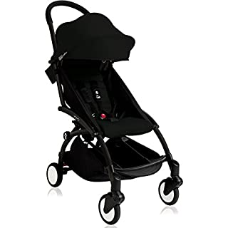 DELIVERY ALERT: This item ships in its original packaging and may be visible upon delivery!        BabyZen YOYO+ Stroller           Features:              Small like no other when folded (52 x 44 x 18 cm). Fits in the smallest spaces and in the ov...