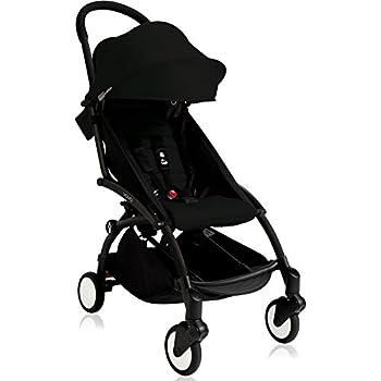 Amazon.com : Babyzen YOYO Stroller - Black - Blue ...