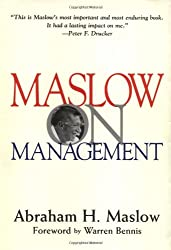 Maslow on Management (Business)