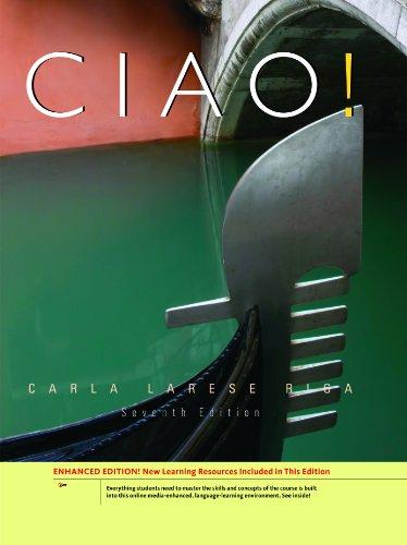 Download Ciao!, Enhanced Pdf