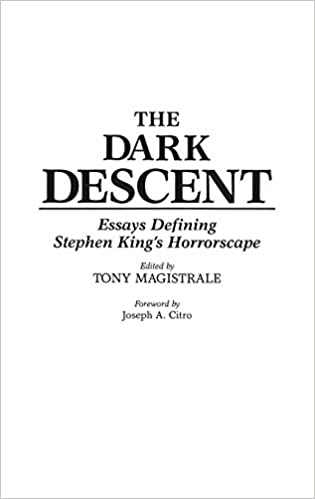 Sample Essay Global Warming Amazoncom The Dark Descent Essays Defining Stephen Kings Horrorscape  Contributions To The Study Of Science Fiction  Fantasy   Tony  Miss Havisham Essay also College Essay For Sale Amazoncom The Dark Descent Essays Defining Stephen Kings  Prohibition Essay