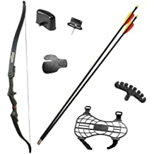Crosman Archery Sentinel Youth Recurve Bow, Right Hand