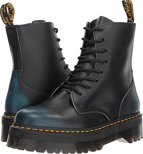 Price comparison product image Dr. Martens - Unisex-Adult Jadon Nz 8 Eye Boot, Size: 8 D(M) US / 7 F(M) UK / 9 B(M) US, Color: Blue Vintage