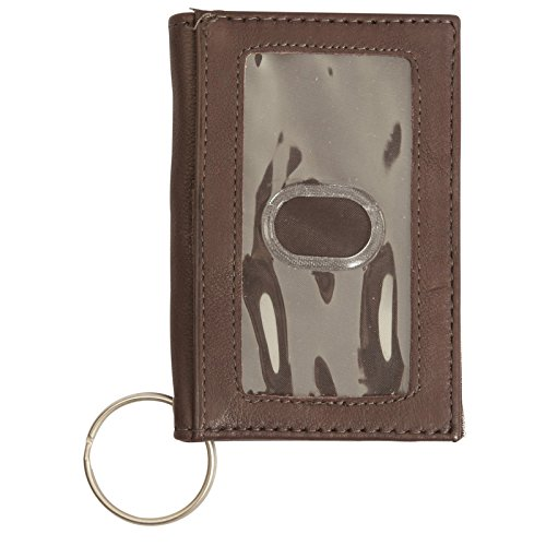 Canyon Outback Arrow Canyon Id Holder Wallet-Brown, Brown