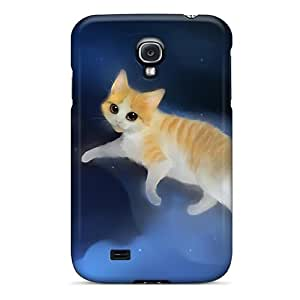 Perfect Pus The Kitty Case Cover Skin For Galaxy S4 Phone Case