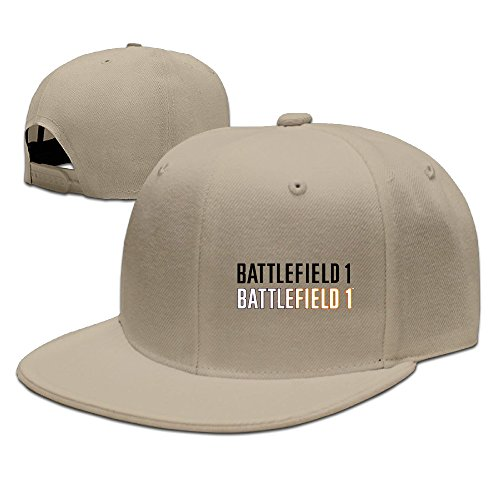 Price comparison product image Battlefield Clean Logo Adjustable Hat Flat Along Baseball Cap Sport Hat