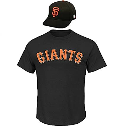 new product a41a3 46ca6 Amazon.com : Majestic Athletic San Francisco Giants Adult ...