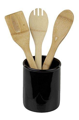 Home Basics Ceramic Cutlery Holder