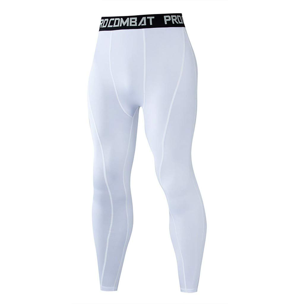 Hmlai Clearance Mens Casual Slim Fit Pants Lightweight Absorption Quick Dry Bodybuilding Sports Fitness Leggings Sweatpants