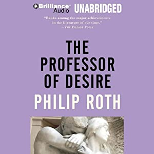 The Professor of Desire Audiobook