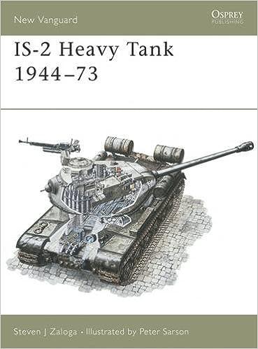 `IBOOK` IS-2 Heavy Tank 1944–73 (New Vanguard). written secteur place sesame novog public coolants