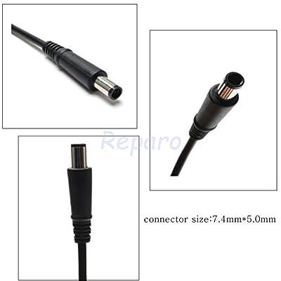 Reparo 150W AC Adapter Laptop Charger for Dell Alienware M14x M15X,Dell Precision M90 M6300, Dell Inspiron 5150 5160 9100 9200, P/N:PA-5M10 J408P DA150PM100-00 ADP-150RB N426P