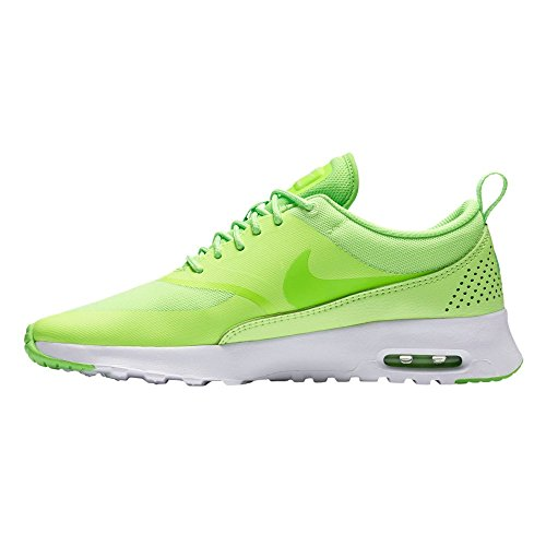 Da Verde Max Air Scarpe Nike Thea Green Verde Ghost Elctrc Corsa Donna white Green da dzI5wqq
