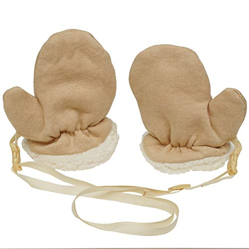 - Paladoo Baby Mittens Sherpa Lined Fleece 0-12 Months Winter (12-24 Months 1 Pair)