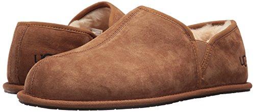 Australia Basses Hommes Ugg Chestnut Chaussures Châtaigne Romeo Scuff pFFqgO6