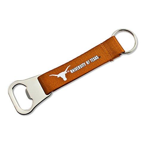NCAA Texas Longhorns Bottle Opener Lanyard Key Ring
