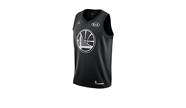 265fe0b0f42 Amazon.com  NIKE 2018 NBA All-Star Game Men s Stephen Curry Swingman Jersey  2X-Large Black  Shoes