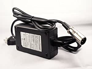 24V 1.5A XLR Scooter Battery Charger For Schwinn S150 S180 S200 S250 S300 S350 4.0