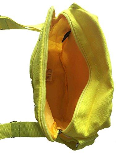 Generic, Borsa a spalla donna giallo Yellow