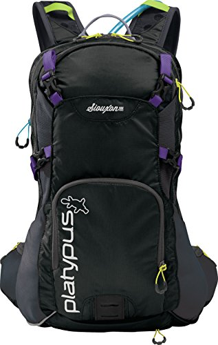 Platypus Women's Siouxon Hydration Pack, Blitz Black