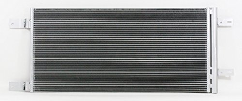 (A-C Condenser - Pacific Best Inc For/Fit 3937 Ford F-Series Super Duty 6.7L)