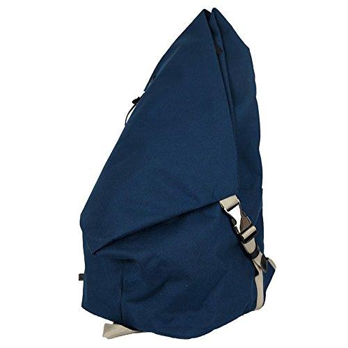Harvest Label Tourer Backpack Satchel Travel Bag (Navy) -