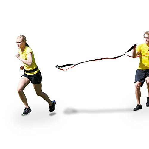 Power Break Away With Belt, Speed & & & Resistance Training (Harness is PICTUROT, But This Comes With The Belt). By Worldwide Fitness Products f8c06d