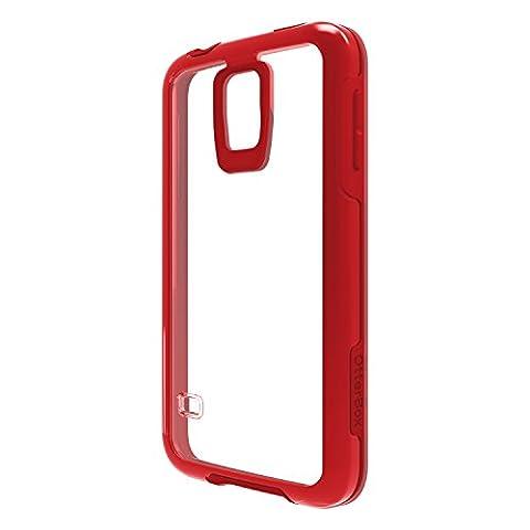 OtterBox Symmetry Series Samsung Galaxy S5 Case - Scarlet Crystal (Otterbox Samsung Galaxy S5 Skin)