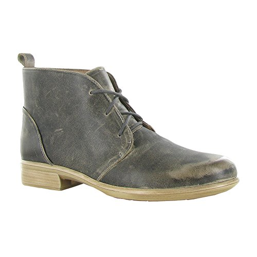 NAOT Levanto Aura Women Boots Vintage Gray Leather cHzcH