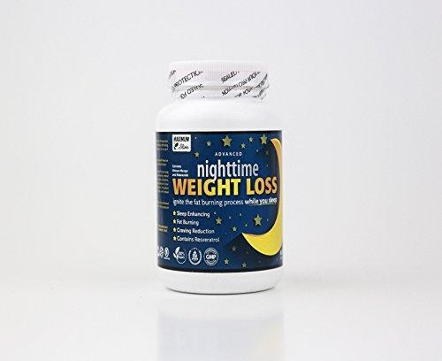 Maximum Slim Advanced Nighttime Resveratrol