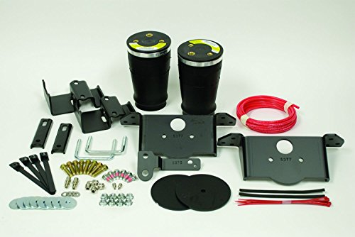Firestone Ride-Rite 2320 Sport-Rite; Air Helper Spring Kit; Rear; Incl. Brackets; Air Springs; Hardware; Air Line; And Inflation Valves; Drilling Required; Number W217602320;