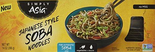 (Simply Asia Noodles Soba Dry, 14 oz)