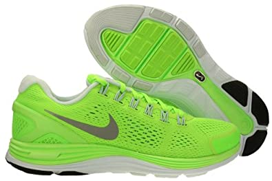 be84a5a5cdb64 Image Unavailable. Image not available for. Colour  NIKE Lunarglide + 4  Mens Running Shoe ...