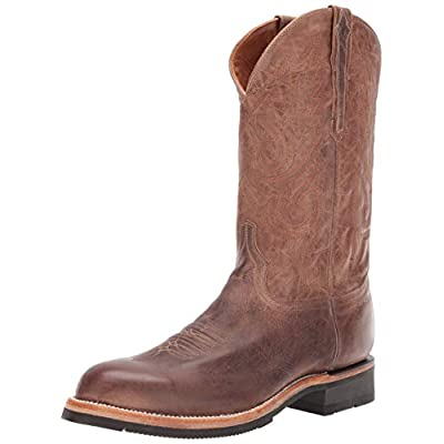 Lucchese Bootmaker Men's Rusty Western Boot Stone 13 D US | Boots